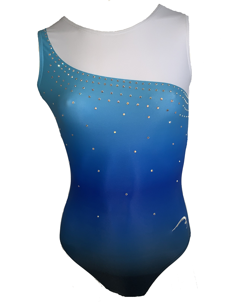 Gymnastics Ombre Leotard